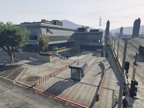 Police Station Mission Row 1.0
