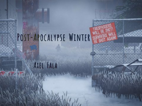 Post-Apocalypse Winter [YMAP / MENYOO] 1.1