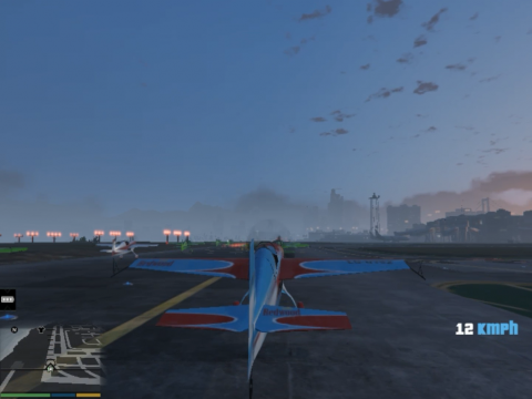 Race Plane 1.0
