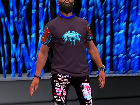 Rockstar Designer T-Shirt MP/SP Latest