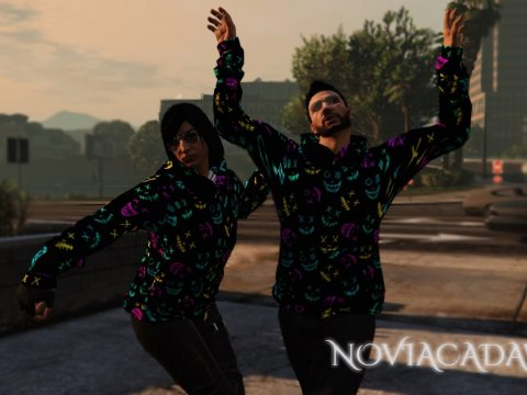 Sweatshirt for Female and Male MP 1.0