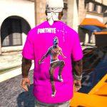 Travis Scott Astronomical Fortnite + Cactus Jack T-Shirt 1.0