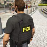 US FBI Ped Retexture 1.0