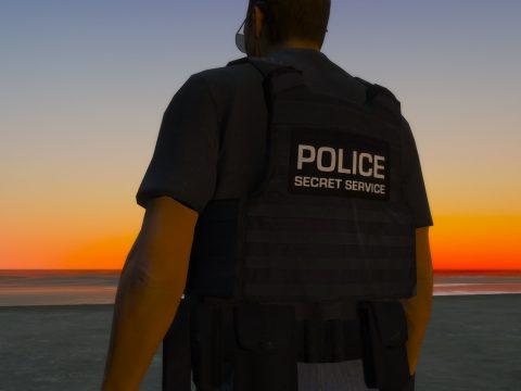 US Secret Service Ped [retexture] 1.0