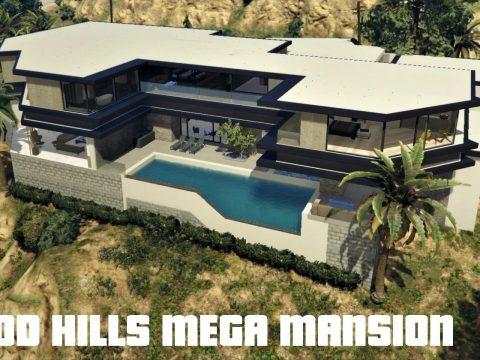 Vinewood Hills Mega Mansion [MapEditor] 1