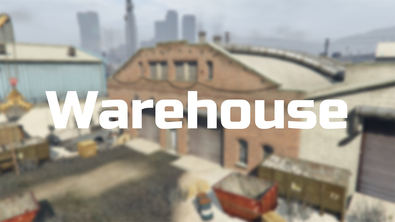 [MLO] Warehouse Interior [Add-On SP / FiveM] 1.1