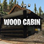 Wood Cabin near Paleto Bay Hunting Cabin / Zombie Outbreak Cabin [MapEditor] 1.0