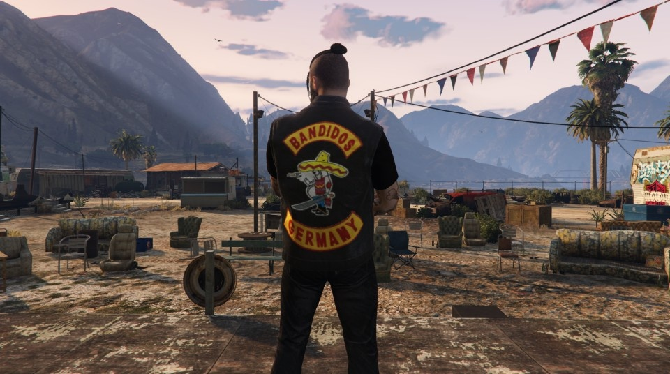 Bandidos vest