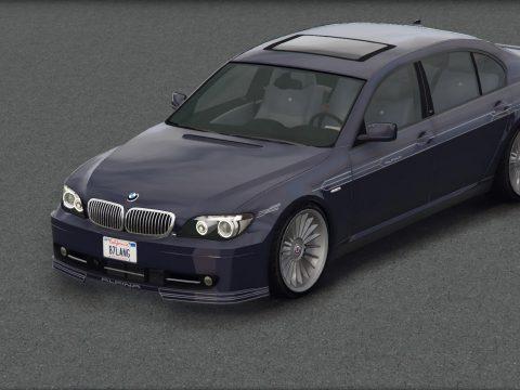 2006 BMW Alpina B7L (E66/FL) [Add-On / Replace   Extras   Tuning] 1.0