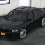 2006 BMW Alpina B7L (E66/FL) [Add-On / Replace | Extras | Tuning] 1.0