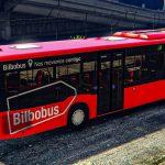 2018 Mercedes Citaro Bizkaibus and Bilbobus [TEMPLATE] 1.5