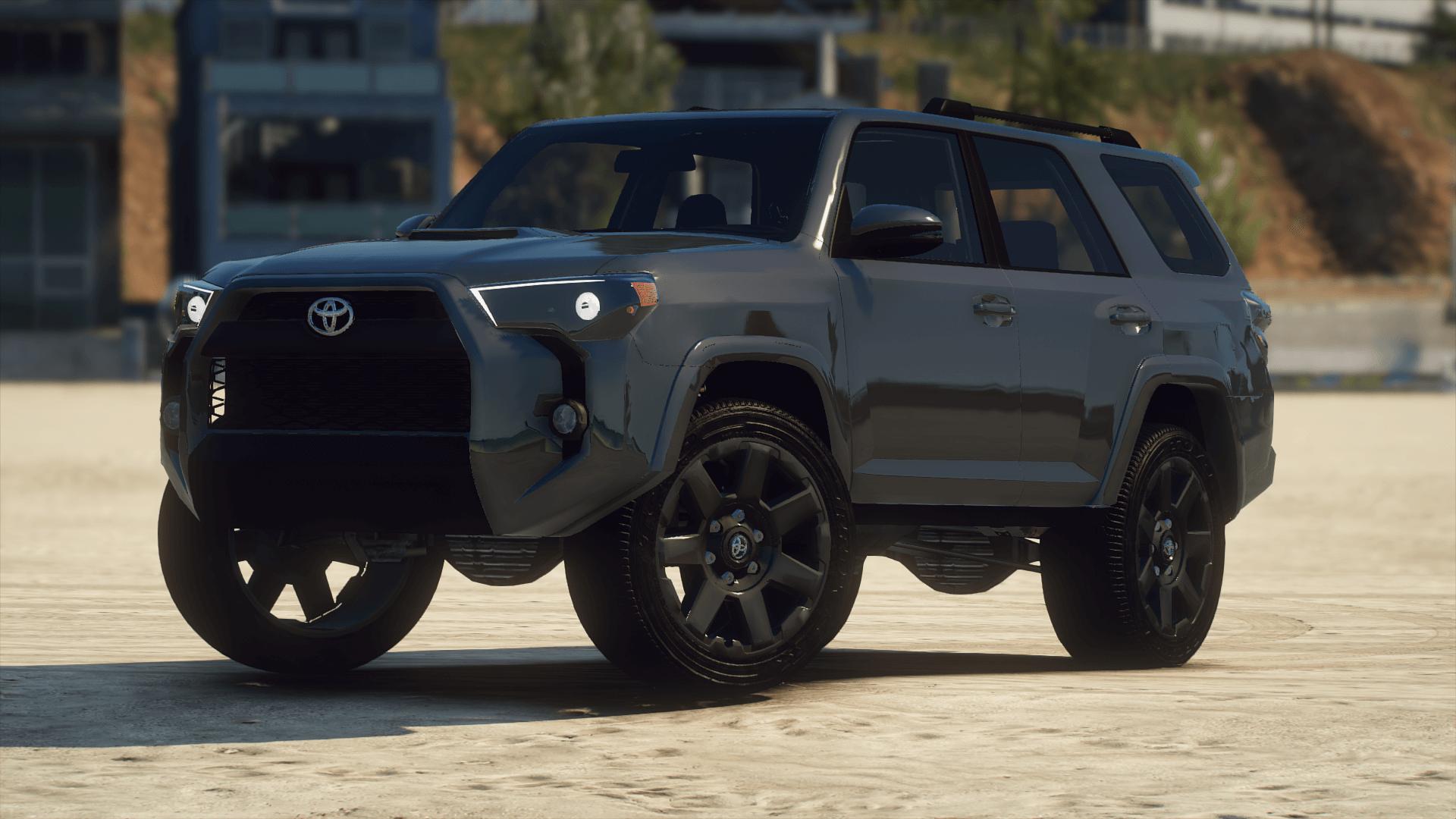 2020 Toyota 4Runner [Add-On / FiveM] 1.1