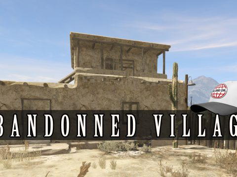 Abandoned Village [SP / FiveM] 1.0