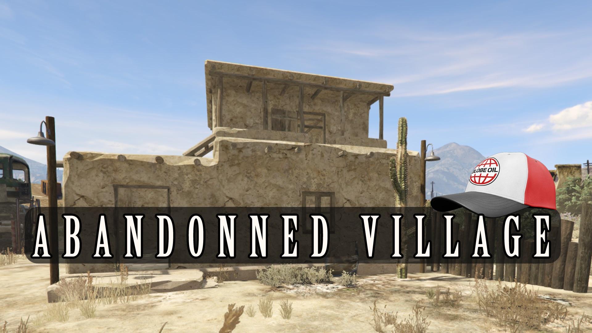 Abandoned Village [SP / FiveM] 1.0
