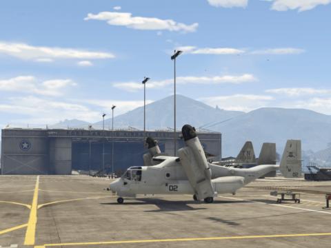 Aircraft Nozzle Precise Control 1.0