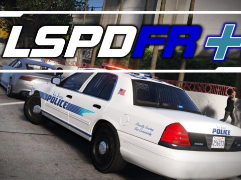 LSPDFR+ (Better Traffic Stops, Court System) 1.9