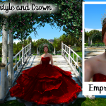 Empress Pack: Dress, Hair and Crown [FiveM / SP] 1.0
