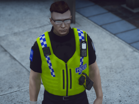 Fictional Hivis Vest [EUP] 1.0
