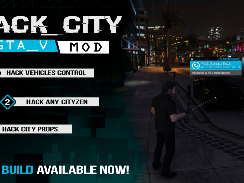 Hack City 0.1a