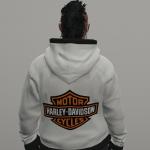 Harley Davidson Hoodie Mp Male 1.0