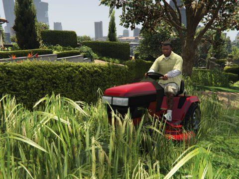 Lawn Mower Mod 1.1
