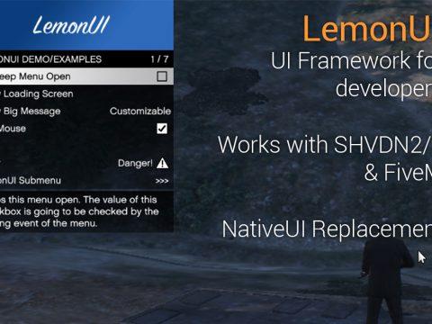 LemonUI 1.2