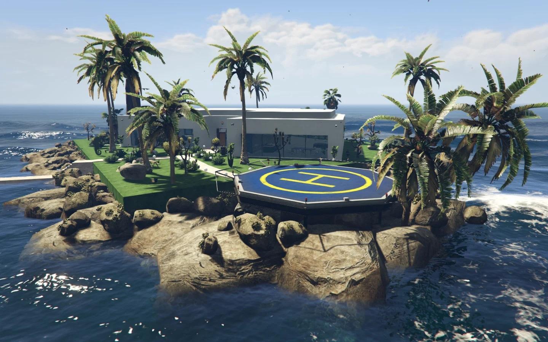 Luxury Villa on the Ocean [Menyoo] 1.0