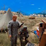 Military Camp in the Desert [Map Editor] 1.0