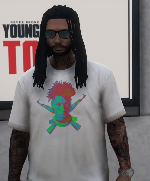 NBA Youngboy Shirts [SP /FiveM]