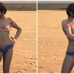 Nagisa from DOA6 Beach [Add-On Ped] 1.0