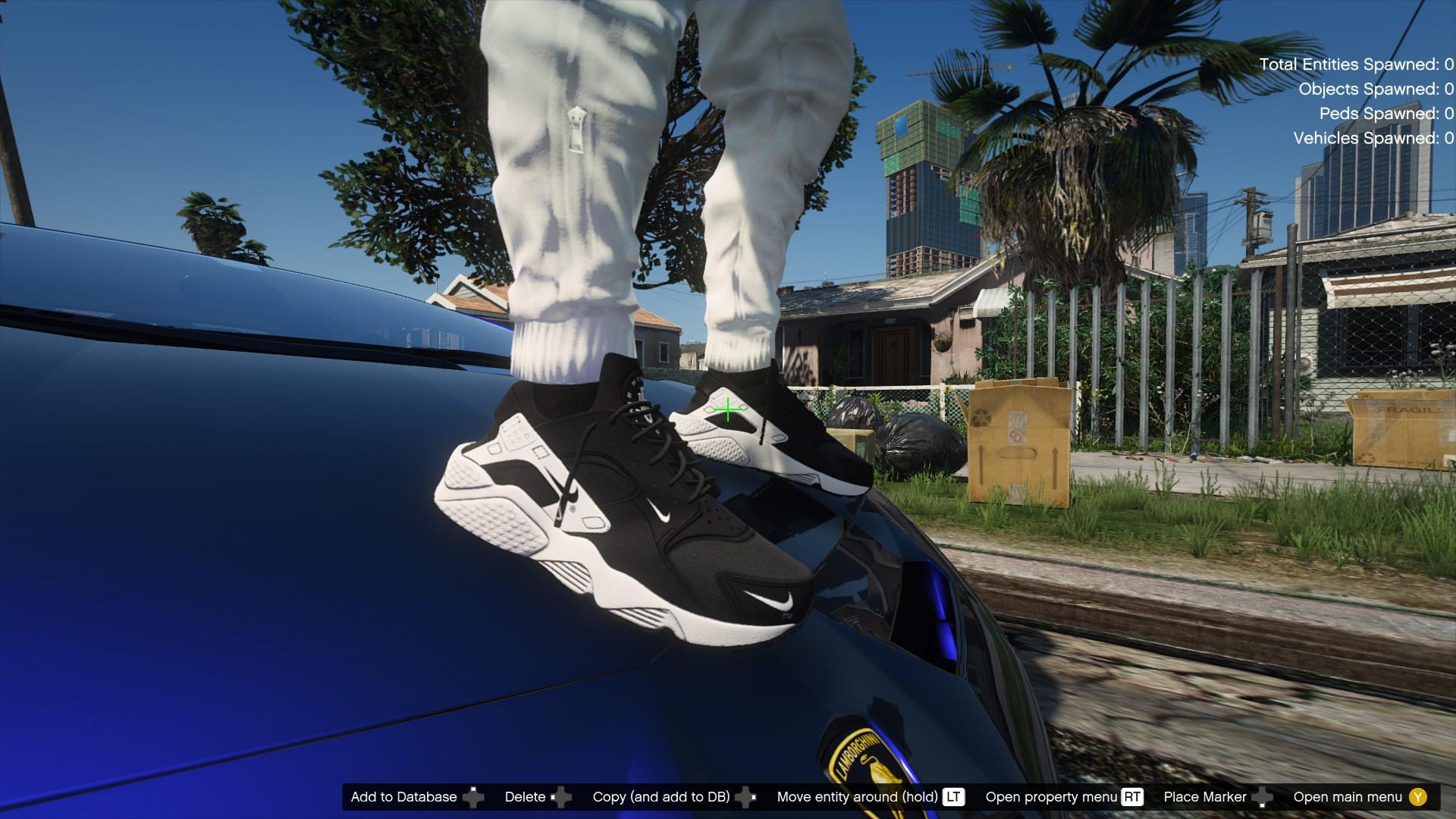 Nike Huarache Run Premium 1 - GTA5mod.net