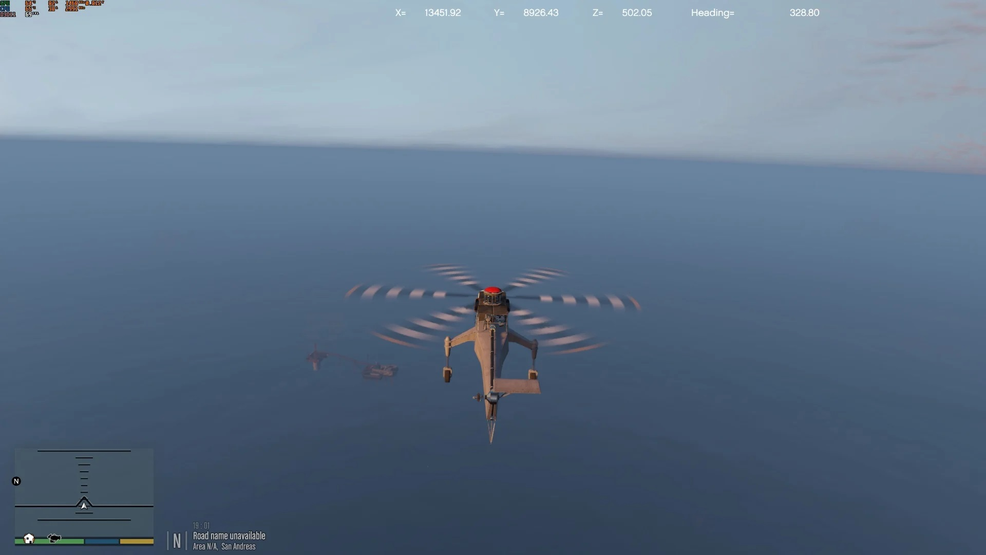 Offshore Operations [YMAP] 2.0