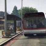 Paleto Bay Bus Stops [YMAP] 1.0