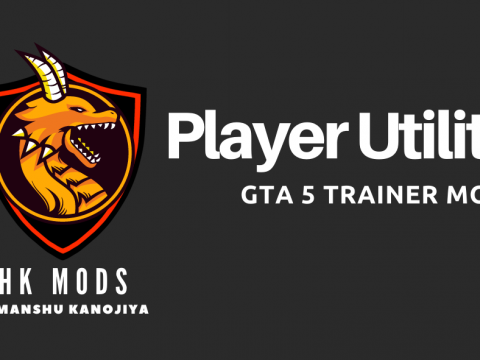 Player Utility - Single Player Trainer Mod 1.5