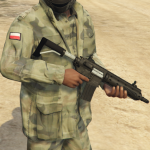 Polish Army Jacket wz-2010/Kurtka Wojska Polskiego wz-2010 1.1