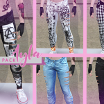 Ripped jeans MP Female 1.0