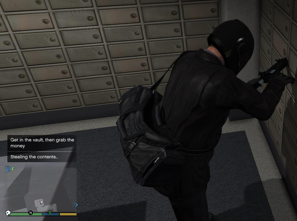 Robbable Bank: Fleeca 1.0
