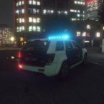 Royal Oman Police 2009 Jeep Cherokee [ELS] [REPLACE] 1.0