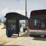 Sandy Shores Bus Stops [YMAP] 1.0