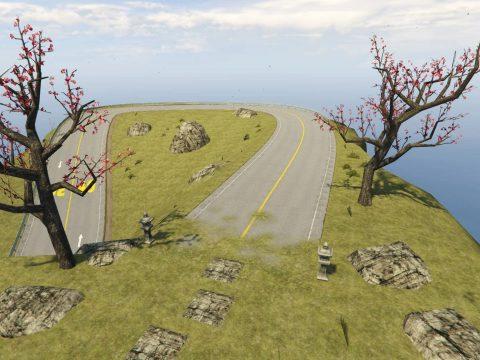 Shrine Route Drift [Add-on / FiveM] 1.0