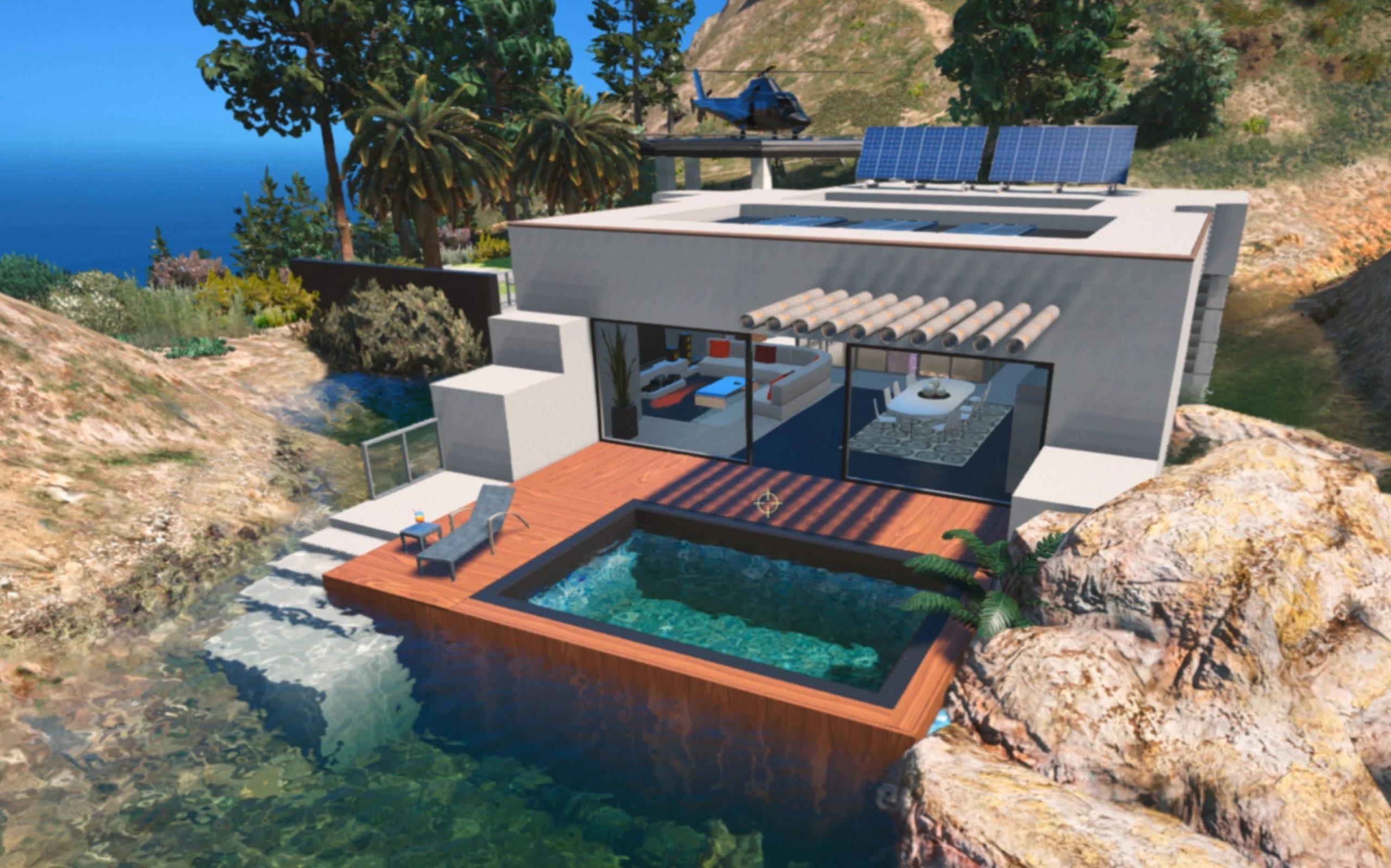 Small Villa [YMAP / MapEditor] 2.0