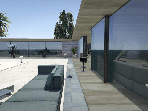 Small Villa with Pool [Menyoo] 1.0