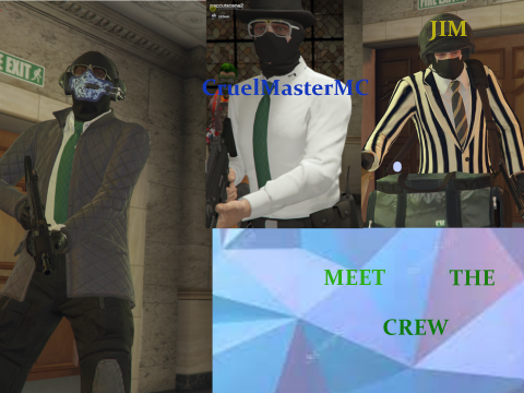 The Crew BodyGuard menu 1.0