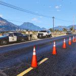 Traffic control Blaine County [MapEditor] 1.0