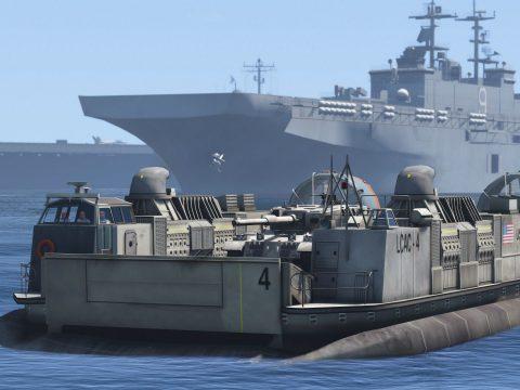 US Navy LCAC Hovercraft 1.0