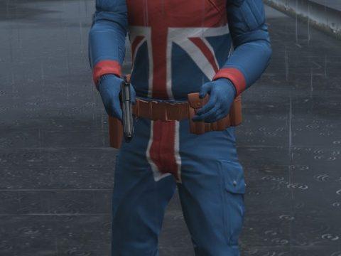 Marvel's Union Jack 1.0