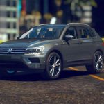 2017 Volkswagen Tiguan 2.0 TSI [Add-On / FiveM | Tuning] 1.0