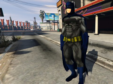 Batman retexture 1.0