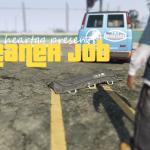 Cleaner Job Alpha 1.0