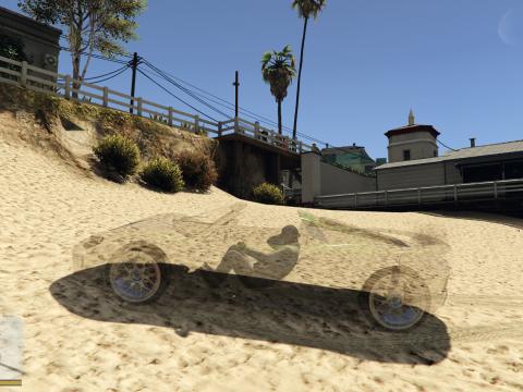 Cloak Any Vehicle 1.2